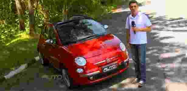 Compacto tem preço inicial de R$ 57.900 e usa o motor 1.4 Multiair de 105 cv e 13,6 kgfm de torque - Reprodução