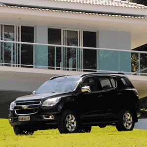 Chevrolet Trailblazer 3.6 V6 LTZ - Murilo Góes/UOL