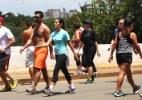 Caminhar no parque ajuda a aliviar a fadiga mental, mostra estudo - Renato S. Cerqueira/Futura Press