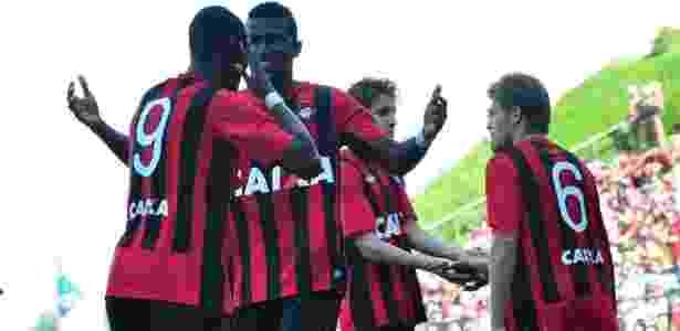 Gustavo Oliveira / Site Atlético Paranaense