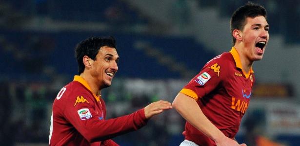 Alessio Romagnoli defendeu a Roma entre 2012 e 2015