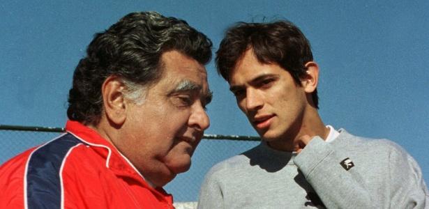 Luis Cubilla se tornou ídolo do futebol uruguaio e também fez sucesso como técnico - Norberto Duarte/AFP