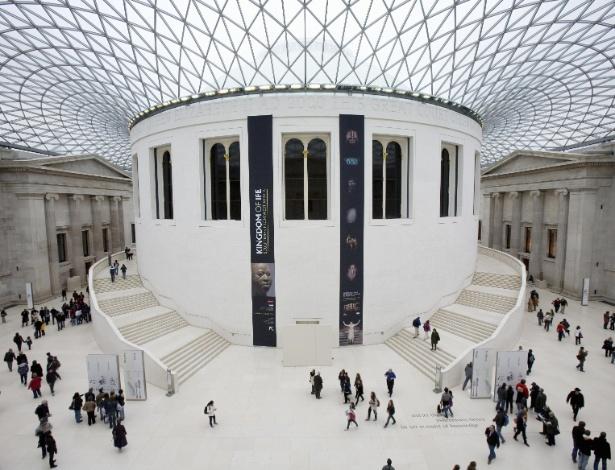 British Museum, em Londres, foi a atração turística mais procurada na região - Divulgação/VisitBritains