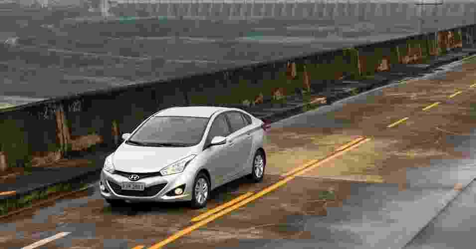 Hyundai HB20S 1.6 Comfort Style - Divulgação