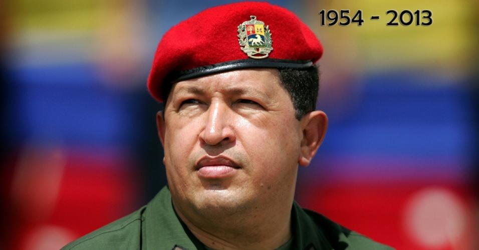 Chávez morre