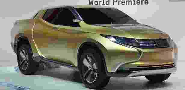 Mitsubishi GR-HEV Diesel Hybrid Concept - Sebastien Feval/AFP - Sebastien Feval/AFP