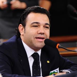 Pastor Marco Feliciano durante reunião da Comissão de Constituição e Justiça e de Cidadania da Câmara em 2011 - Gustavo Lima - 26.out.2011/Agência Câmara