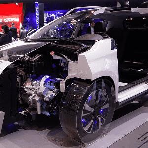 Peugeot 2008 de produção é apresentado no Salão de Genebra 2013 - Newspress