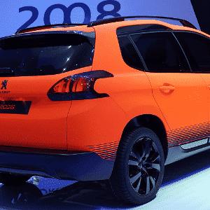 Peugeot 2008 traseira - Newspress