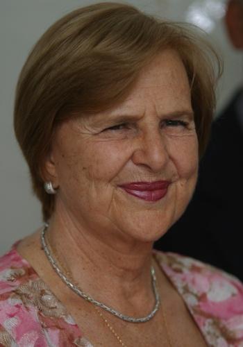 6.mar.2013 - A fundadora e coordenadora nacional da Pastoral da Criança, Zilda Arns