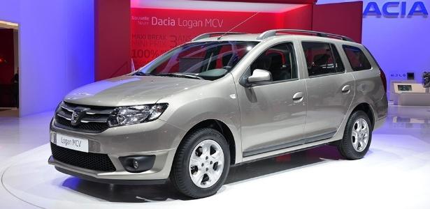 Dacia Logan MCV: bacana, robusta e espaçosa -- mas pode esquecer, que ao Brasil ela não chega  - Newspress