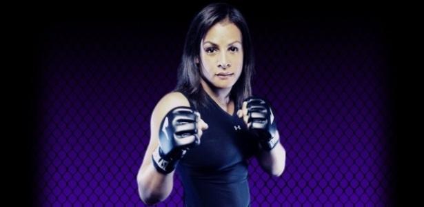 Fallon Fox tenta obter sua licença para competir no MMA feminino - Divulgação
