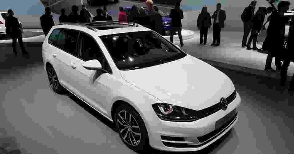 Volkswagen Jetta Variant 2014 - Claudio Luís de Souza/UOL