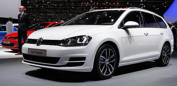 Volkswagen Jetta Variant, ou Golf Variant na Europa: nova plataforma e recheio sofisticado - Claudio Luís de Souza/UOL