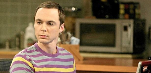 """Jim Parsons vive Sheldon Cooper em """"The Big Bang Theory""""  - Divulgação/Warner Bros."""