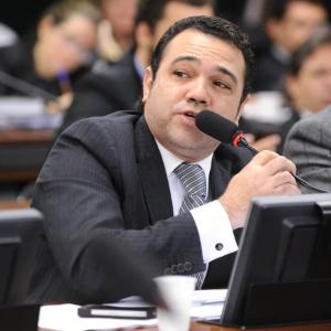 O deputado federal e pastor Marco Feliciano (PSC-SP) foi eleito na última quinta-feita (7) presidente da CDH (Comissão de Direitos Humanos e Minorias) da Câmara  - Foto Alexandra Martins/Ag. Camara