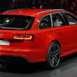 Audi RS6 Avant - Martial Trezzini/EFE
