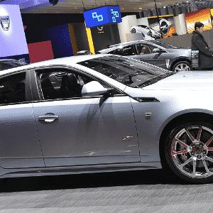 Cadillac CTS-V Wagon - Newspress
