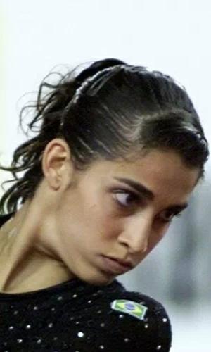 Daniele Hypólito - primeira ginasta brasileira a conquistar medalha em um mundial conquistada, feito atingido na edição de 2001. Subiu ao pódio nove vezes em edições dos Jogos Pan-americanos E foi por duas vezes seguidas (2001/02) eleita a melhor atleta brasileira.