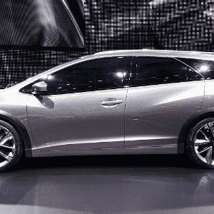 Honda Civic Tourer Concept - Newspress