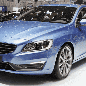 Volvo V60 2014 - Newspress