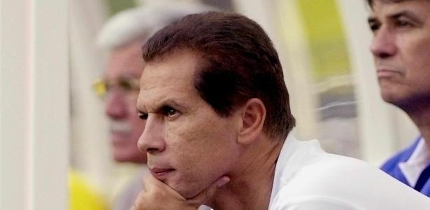 Leão chegou a comandar a seleção brasileira na Copa das Confederações