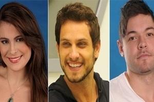 Eliéser, Kamilla e Nasser são mais citados nas redes sociais em fevereiro