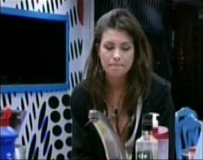 Kamilla critica Nasser, mas Fani desvia do assunto