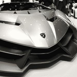 Lamborghini Veneno - Martial Trezzini/EFE