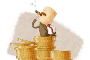 6 homens têm a mesma riqueza que 100 milhões de brasileiros juntos, diz ONG (Foto: Thinkstock)