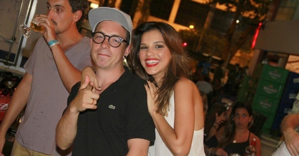 Di Ferrero e Mariana Rios estão juntos há 5 anos
