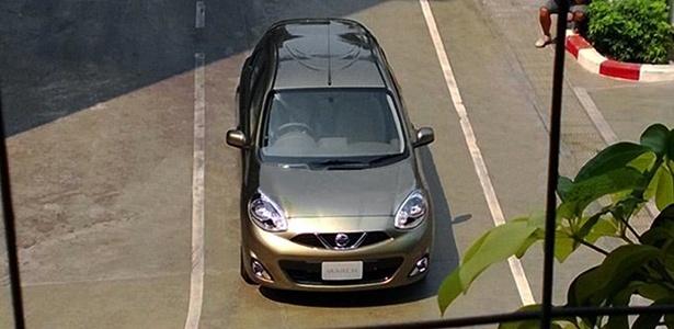 Facelift do hatch, porém, só deve estrear no Brasil no lançamento do modelo nacional, em 2014 - Pulsar-Club