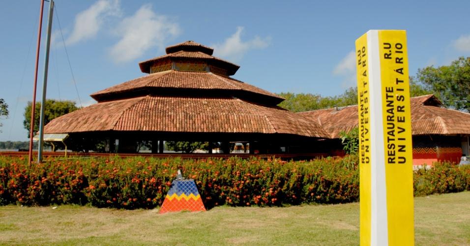 Restaurante universitário da UFPA (Universidade Federal do Pará)