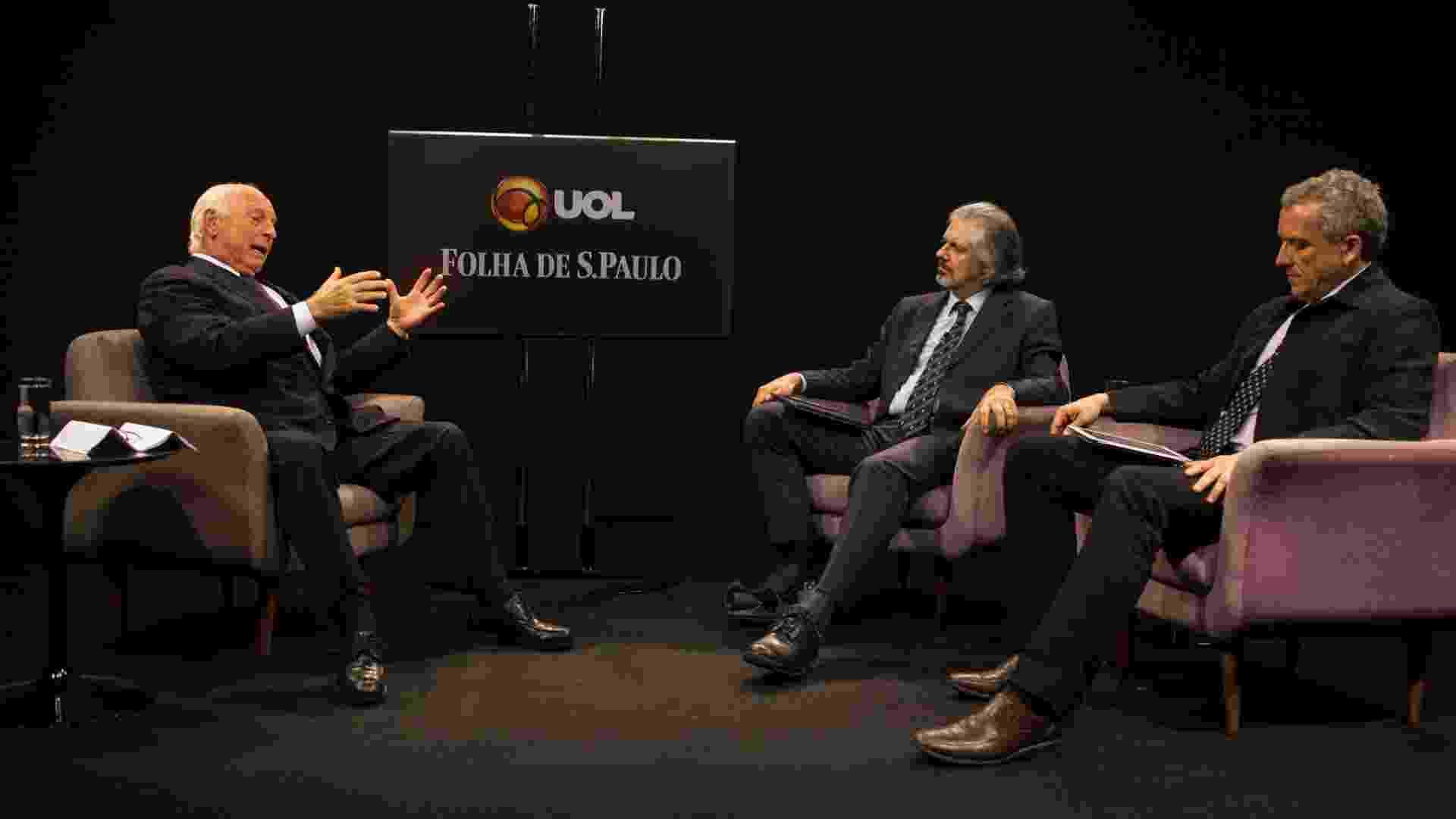 Jorge Gerdau no Poder e Política - Victor Moriyama 12.mar.2013/Folhapress