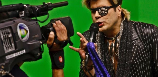 Paulo Ricardo será o novo apresentador de uma nova série do Nat Geo