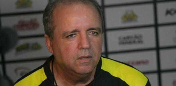 Vadão exaltou a garra do time do Criciúma na decisão do Catarinense