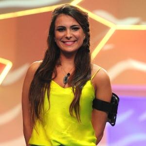 Kamilla foi eliminada com 68% dos votos