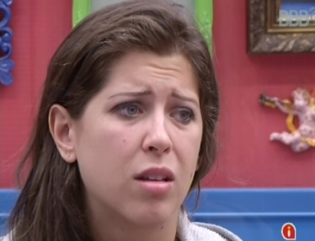 Andressa conversa com Fani e Natália sobre eliminação de Kamilla