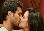 Veja cenas do romance dos ex-BBBs Eliéser e Kamilla - Reprodução / Globo