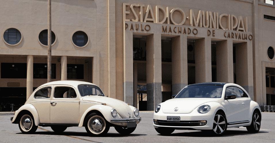 Volkswagen Fusca 2013 - Murilo Góes/UOL