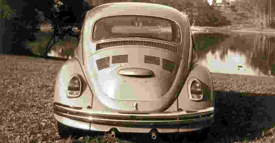 Volkswagen Fusca - Divulgação