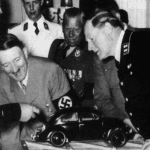 Volkswagen Fusca - Reprodução