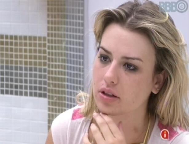 14.mar.2013 - Fernanda para Andressa: