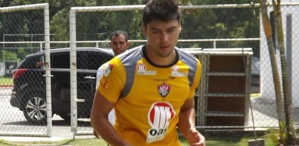 Pedro Oldoni também defendeu o Vitória: foto atrapalhou a carreira