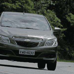 Chevrolet Prisma 1.0 LT - Murilo Góes/UOL