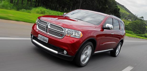 Nas lojas desde janeiro, SUV quer conquistar 700 clientes em 2013; versão mais cara custa R$ 199.900 - Murilo Góes/UOL