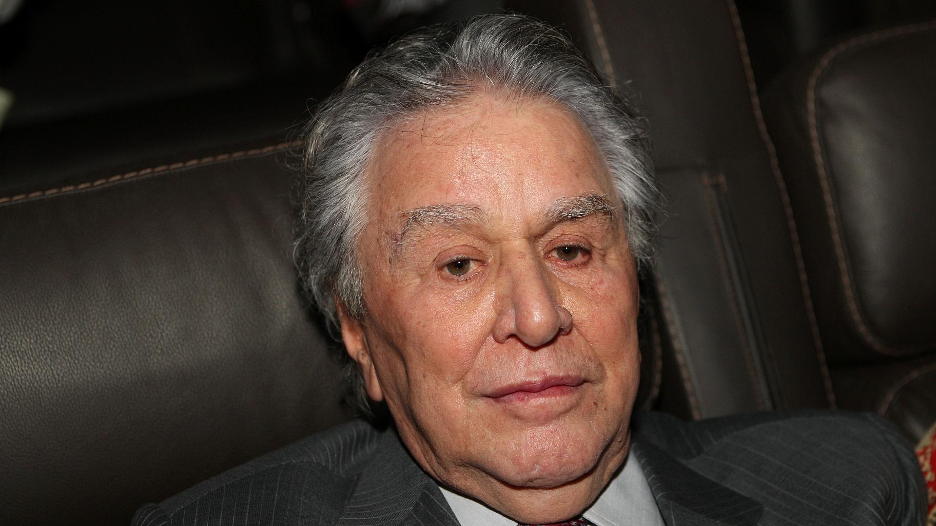 Juvenal Juvêncio, presidente do São Paulo