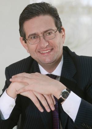 O executivo Luc Perramond, diretor geral da La Montre Hermès, divisão de relógios da grife francesa de luxo - Divulgação