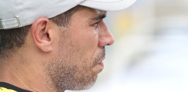 O técnico Ricardinho deixou o comando do Ceará após reunião com a diretoria