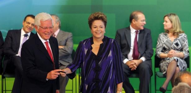 Moreira Franco foi ministro de Dilma e agora é braço-direito de Temer